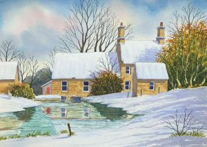 Windrush-Mill-in-Snow